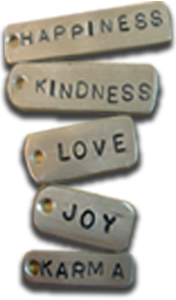 Happiness, Kindness, Love, Joy, Karma